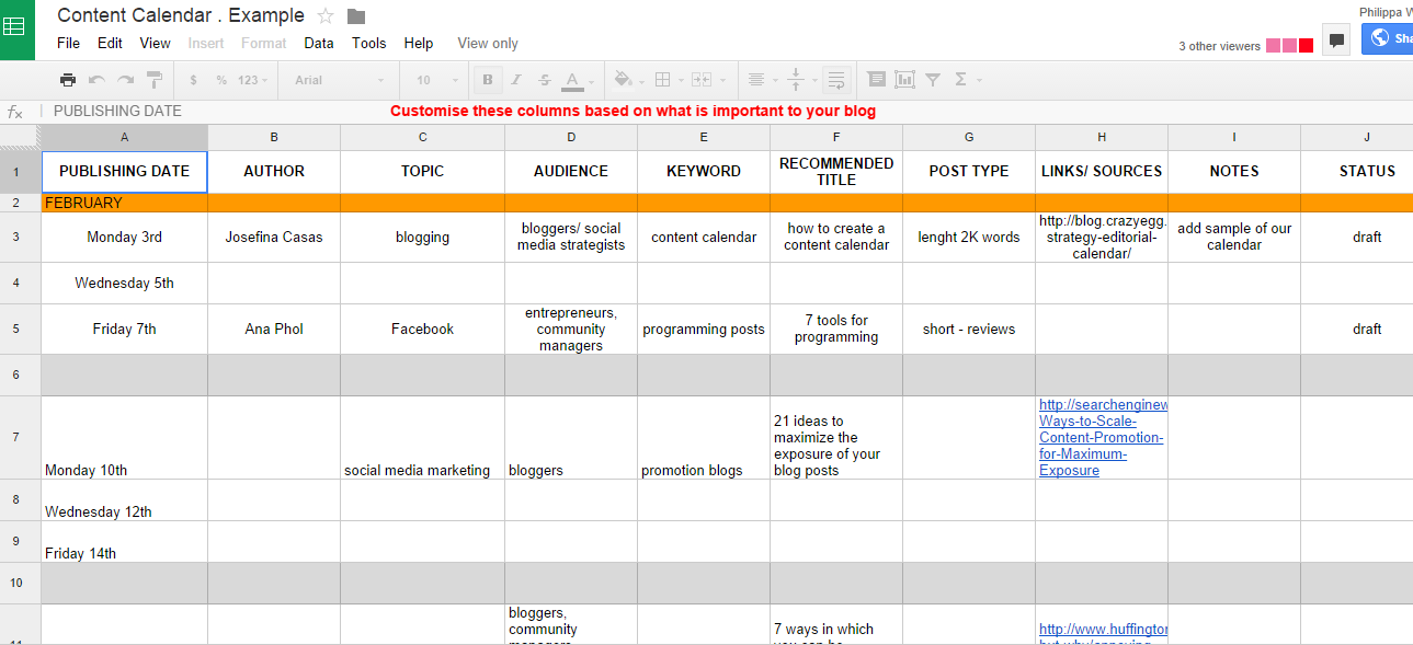 Why Every Blog Should Have A Content Calendar Lcn Com