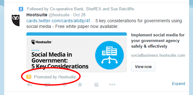 Image 5 promoted tweet  Twitter