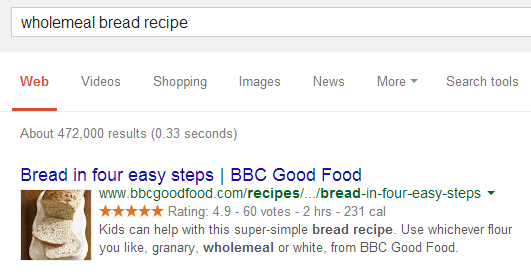 Image 2 wholemeal bread recipe   Google Search