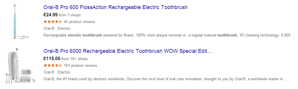 Image 3 electric toothbrush   Google Search