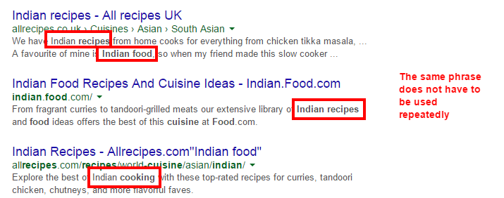 Image 2 recipes for indian meals   Google Search
