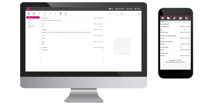 Email Hosting UK – Business Email Hosting - LCN.com